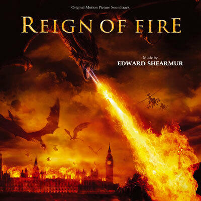 Cover art for Reign of Fire