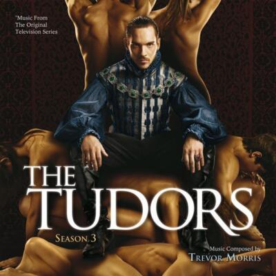 Cover art for The Tudors (Staffel 3)