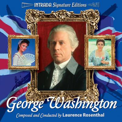 Cover art for George Washington (Signature Edition)