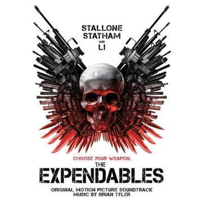 Cover art for The Expendables
