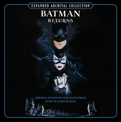 Cover art for Batman Returns (Expanded Archival Collection)