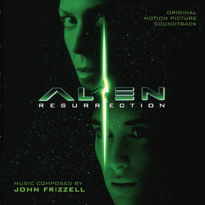 Cover art for Alien: Resurrection