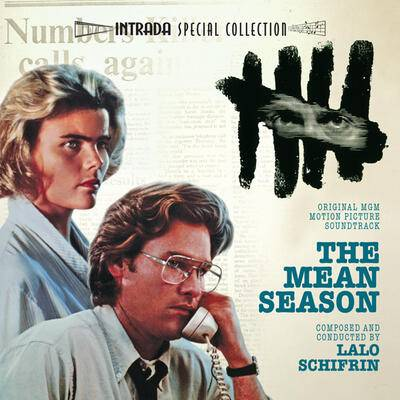 Cover art for The Mean Season