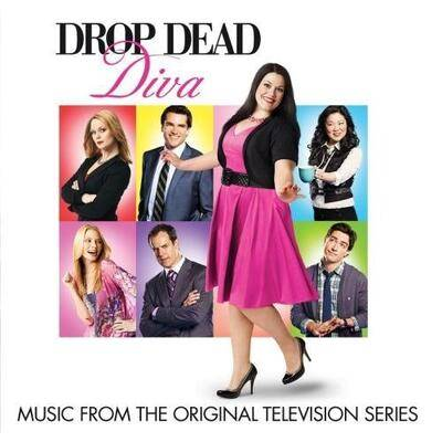 Cover art for Drop Dead Diva