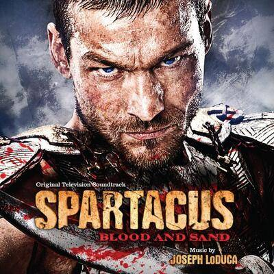 Cover art for Spartacus: Blood and Sand