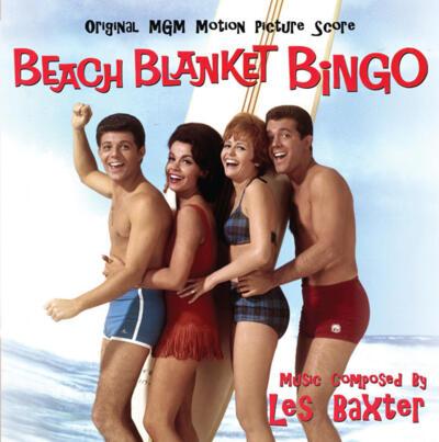 Cover art for Beach Blanket Bingo