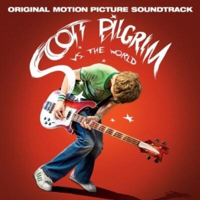 Cover art for Scott Pilgrim vs. the World