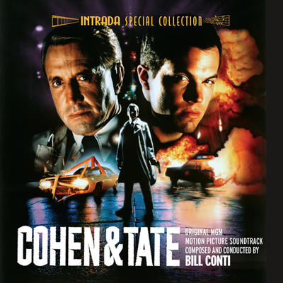 Cover art for Cohen and Tate