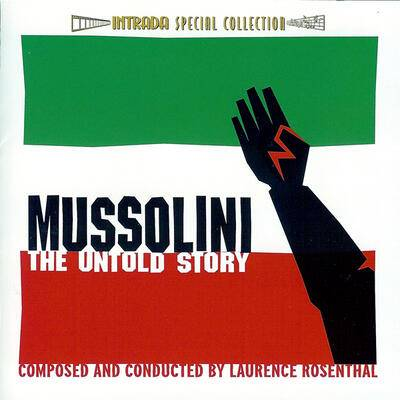 Cover art for Mussolini: The Untold Story