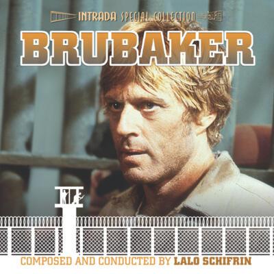 Cover art for Brubaker