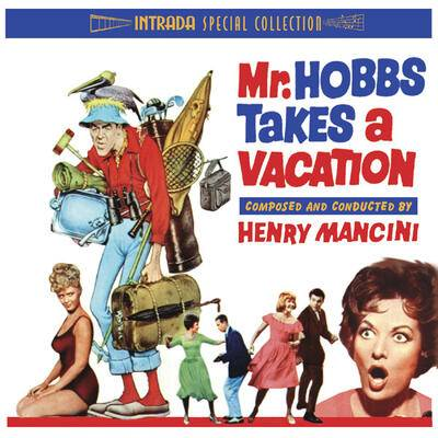 Cover art for Mr. Hobbs Takes a Vacation
