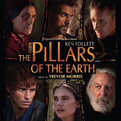 Cover art for The Pillars of the Earth