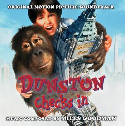 Cover art for Dunston Checks In