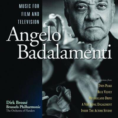 Cover art for Angelo Badalamenti: Music for Film and Television