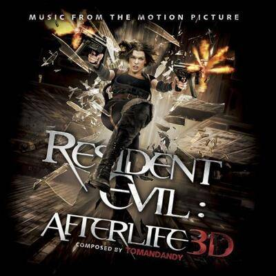 Cover art for Resident Evil: Afterlife
