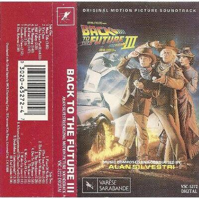 Cover art for Back to the Future Part III