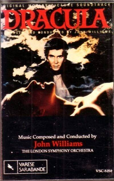 Cover art for Dracula