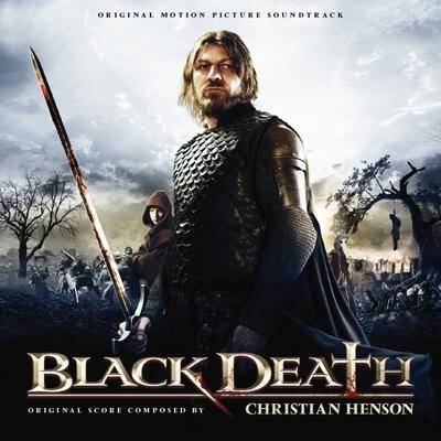 Cover art for Black Death