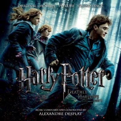 Cover art for Harry Potter and the Deathly Hallows: Part 1