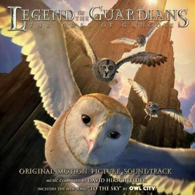 Cover art for Legend of the Guardians: The Owls of Ga'Hoole