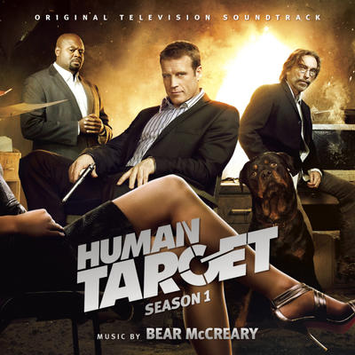 Cover art for Human Target