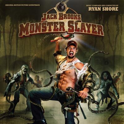 Cover art for Jack Brooks: Monster Slayer