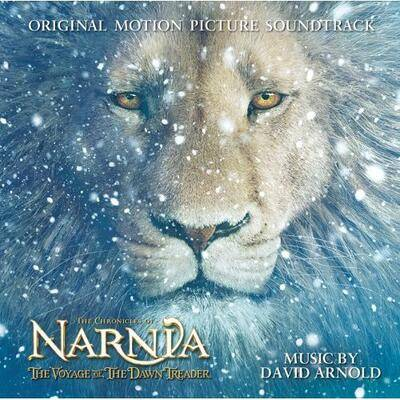 Cover art for The Chronicles of Narnia: The Voyage of the Dawn Treader