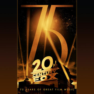 Cover art for 20th Century Fox: 75 Years Of Great Film Music