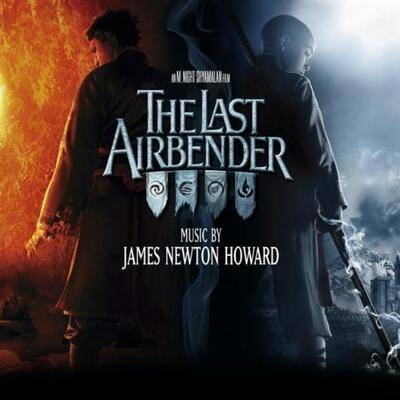 Cover art for The Last Airbender