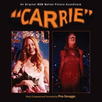 Cover art for Carrie