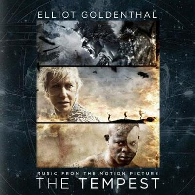 Cover art for The Tempest
