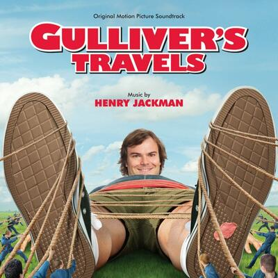 Cover art for Gulliver's Travels (Original Motion Picture Soundtrack)