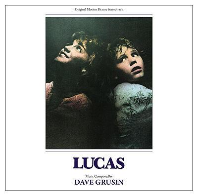 Cover art for Lucas