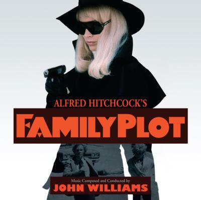 Cover art for Family Plot