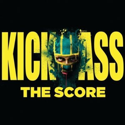 Cover art for Kick-Ass: The Score