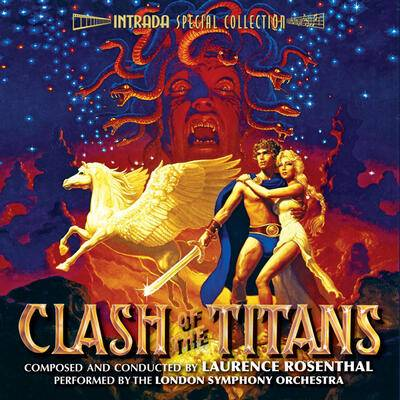 Cover art for Clash of the Titans