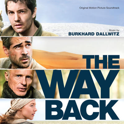 Cover art for The Way Back
