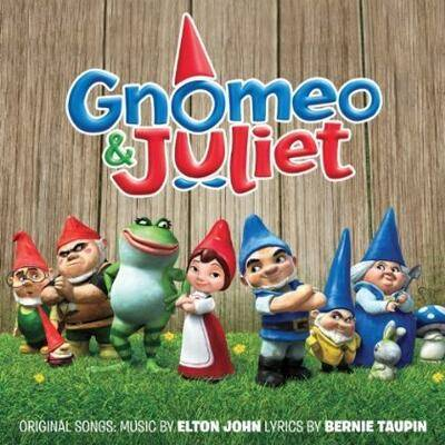 Cover art for Gnomeo and Juliet