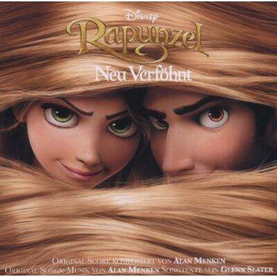 Cover art for Tangled (German Version)