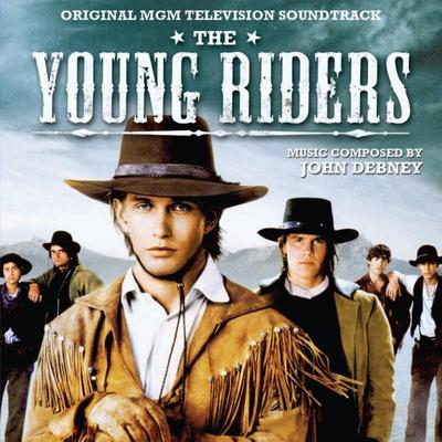 Cover art for The Young Riders