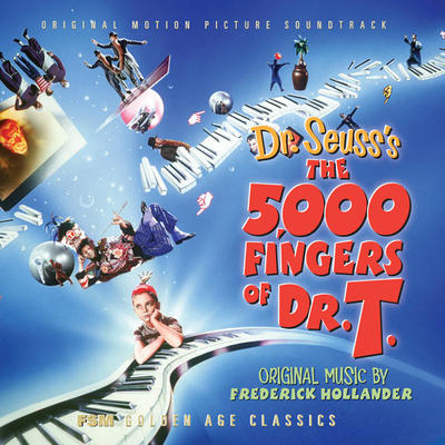 Cover art for The 5,000 Fingers of Dr. T.