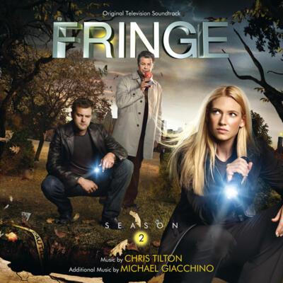 Cover art for Fringe (Staffel 2)