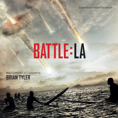Cover art for Battle: Los Angeles