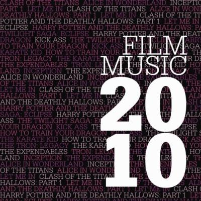 Cover art for Film Music 2010