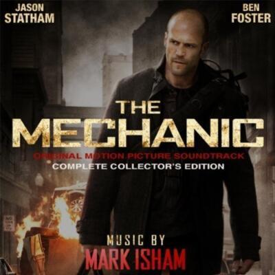 Cover art for The Mechanic