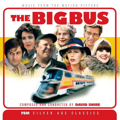 Cover art for The Big Bus