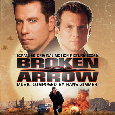 Cover art for Broken Arrow