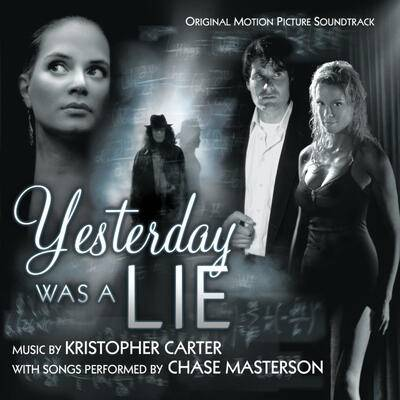 Cover art for Yesterday Was a Lie