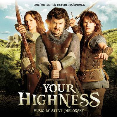 Cover art for Your Highness (Original Motion Picture Soundtrack)