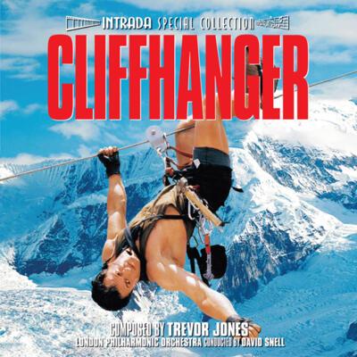 Cover art for Cliffhanger